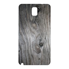 Weathered Wood Samsung Galaxy Note 3 N9005 Hardshell Back Case