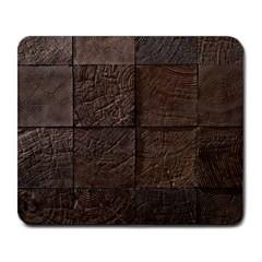 Wood Mosaic Large Mouse Pad (rectangle)