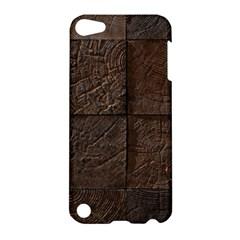 Wood Mosaic Apple iPod Touch 5 Hardshell Case