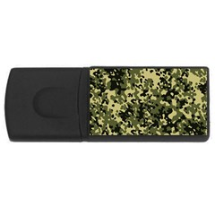 Camouflage 1GB USB Flash Drive (Rectangle)