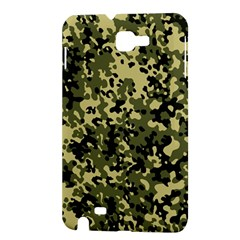 Camouflage Samsung Galaxy Note 1 Hardshell Case