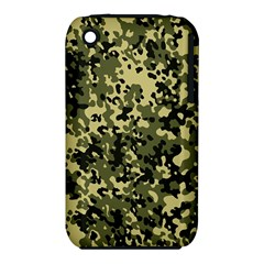 Camouflage Apple iPhone 3G/3GS Hardshell Case (PC+Silicone)