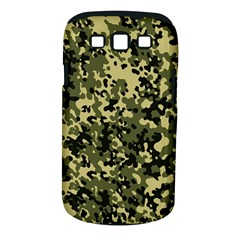 Camouflage Samsung Galaxy S III Classic Hardshell Case (PC+Silicone)