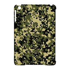 Camouflage Apple iPad Mini Hardshell Case (Compatible with Smart Cover)