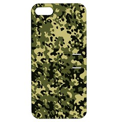 Camouflage Apple iPhone 5 Hardshell Case with Stand