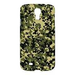 Camouflage Samsung Galaxy S4 I9500/i9505 Hardshell Case
