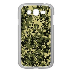 Camouflage Samsung Galaxy Grand DUOS I9082 Case (White)