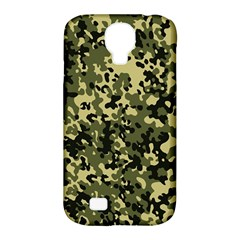Camouflage Samsung Galaxy S4 Classic Hardshell Case (pc+silicone)