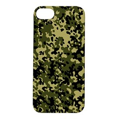 Camouflage Apple iPhone 5S Hardshell Case