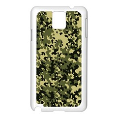 Camouflage Samsung Galaxy Note 3 N9005 Case (White)