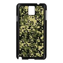 Camouflage Samsung Galaxy Note 3 N9005 Case (black)