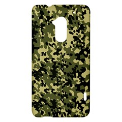 Camouflage HTC One Max (T6) Hardshell Case