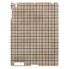 Plaid 4 Apple Ipad 3/4 Hardshell Case