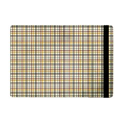 Plaid 4 Apple Ipad Mini Flip Case
