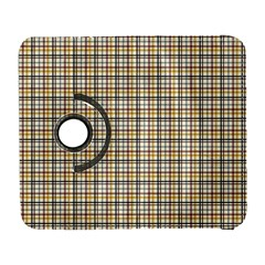 Plaid 4 Samsung Galaxy S  III Flip 360 Case