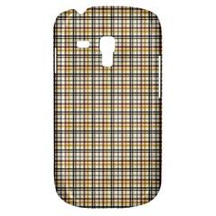 Plaid 4 Samsung Galaxy S3 Mini I8190 Hardshell Case