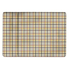 Plaid 4 Samsung Galaxy Tab 10 1  P7500 Flip Case