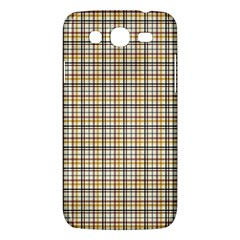 Plaid 4 Samsung Galaxy Mega 5 8 I9152 Hardshell Case