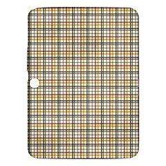 Plaid 4 Samsung Galaxy Tab 3 (10.1 ) P5200 Hardshell Case