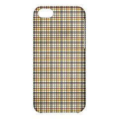 Plaid 4 Apple iPhone 5C Hardshell Case