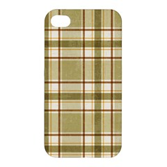Plaid 9 Apple Iphone 4/4s Hardshell Case