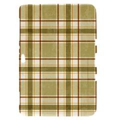 Plaid 9 Samsung Galaxy Tab 8.9  P7300 Hardshell Case