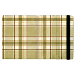 Plaid 9 Apple iPad 2 Flip Case