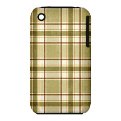 Plaid 9 Apple iPhone 3G/3GS Hardshell Case (PC+Silicone)