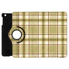 Plaid 9 Apple Ipad Mini Flip 360 Case