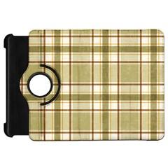 Plaid 9 Kindle Fire HD 7  (1st Gen) Flip 360 Case