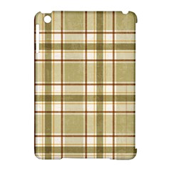 Plaid 9 Apple Ipad Mini Hardshell Case (compatible With Smart Cover)