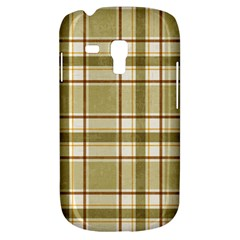 Plaid 9 Samsung Galaxy S3 Mini I8190 Hardshell Case