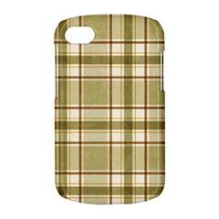 Plaid 9 BlackBerry Q10 Hardshell Case