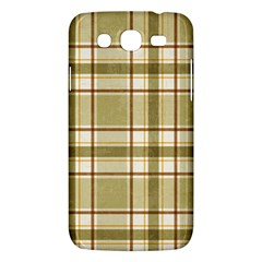 Plaid 9 Samsung Galaxy Mega 5.8 I9152 Hardshell Case