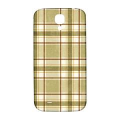 Plaid 9 Samsung Galaxy S4 I9500/I9505  Hardshell Back Case