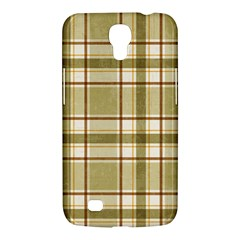 Plaid 9 Samsung Galaxy Mega 6.3  I9200 Hardshell Case