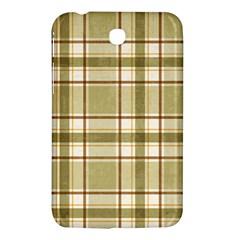 Plaid 9 Samsung Galaxy Tab 3 (7 ) P3200 Hardshell Case