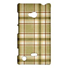 Plaid 9 Nokia Lumia 720 Hardshell Case