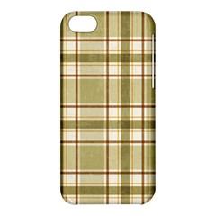 Plaid 9 Apple Iphone 5c Hardshell Case