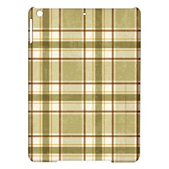 Plaid 9 Apple Ipad Air Hardshell Case