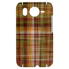 Plaid 2 HTC Desire HD Hardshell Case