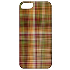 Plaid 2 Apple Iphone 5 Classic Hardshell Case