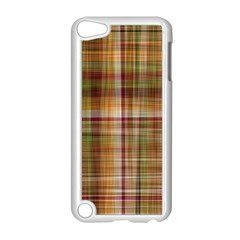 Plaid 2 Apple Ipod Touch 5 Case (white)