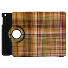 Plaid 2 Apple iPad Mini Flip 360 Case