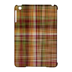 Plaid 2 Apple iPad Mini Hardshell Case (Compatible with Smart Cover)