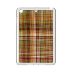 Plaid 2 Apple iPad Mini 2 Case (White)