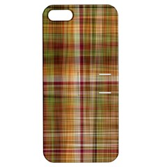 Plaid 2 Apple iPhone 5 Hardshell Case with Stand