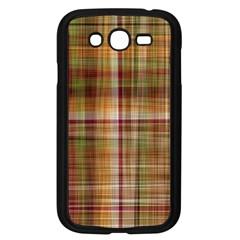 Plaid 2 Samsung Galaxy Grand DUOS I9082 Case (Black)