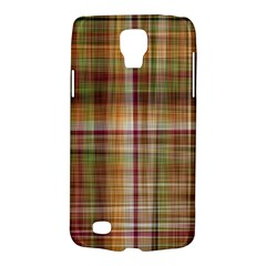 Plaid 2 Samsung Galaxy S4 Active (I9295) Hardshell Case