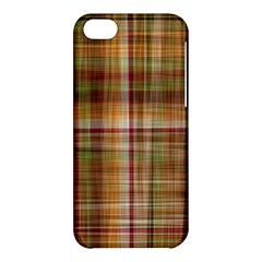 Plaid 2 Apple Iphone 5c Hardshell Case